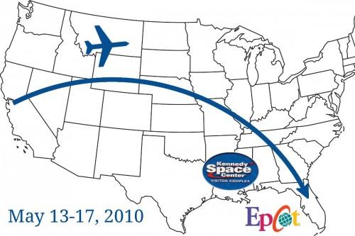 2010 - Florida - Travel Maps