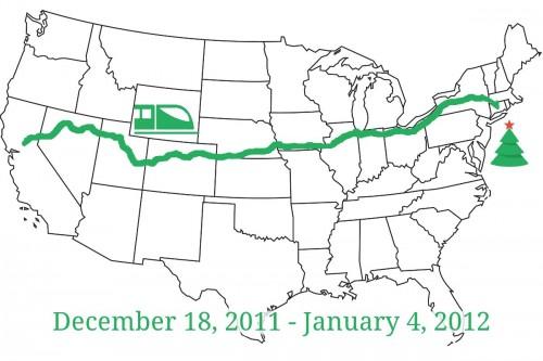 2011 - Connecticut - Travel Maps