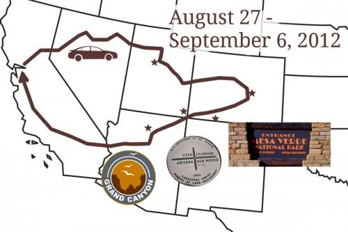 2012 - Colorado - Travel Maps