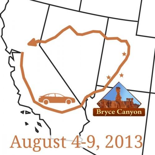 2013 - Utah - Travel Maps