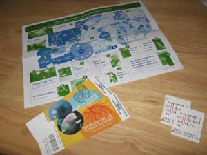 Mystic Aquarium map and tickets