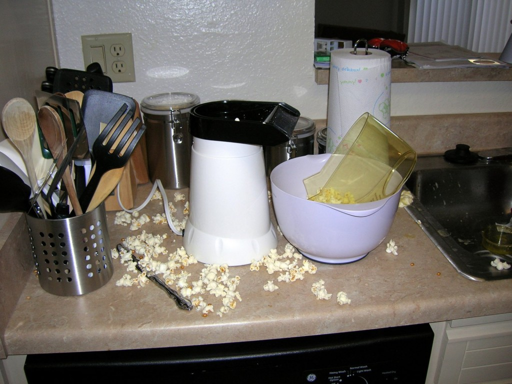 Popcorn Mess 2