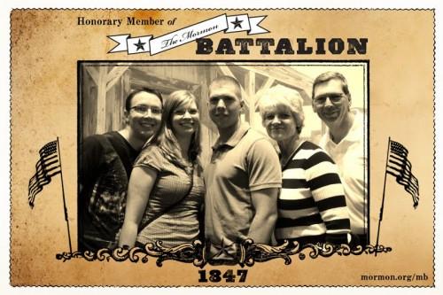 Mormon Battaliontiny